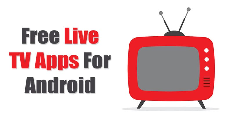 Best Android Live TV Apps To Watch TVFor Free - IHOW - Your source for tech  tips & tricks, how tos & more