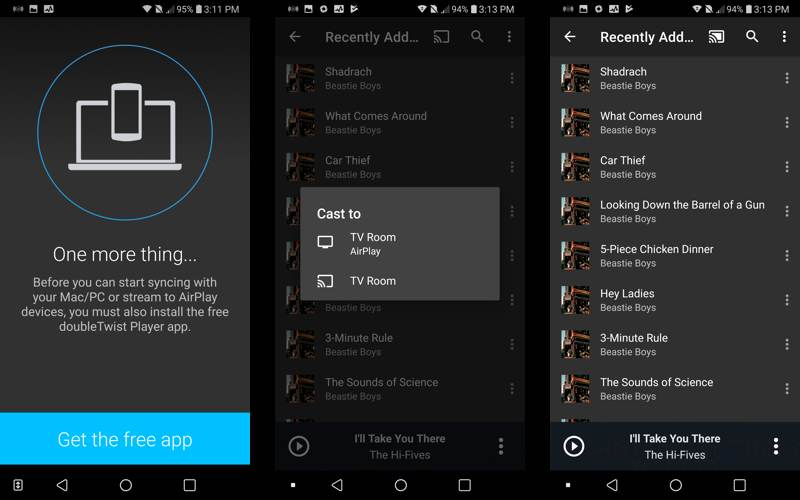 Stream From Android To Airplay Airsync
