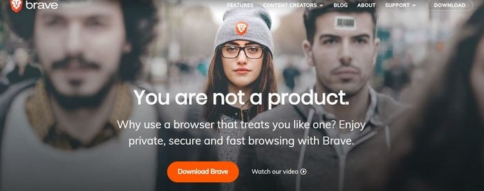 Best Web Browsers Linux Brave