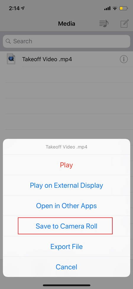 Download Facebook Videos Save Camera Roll
