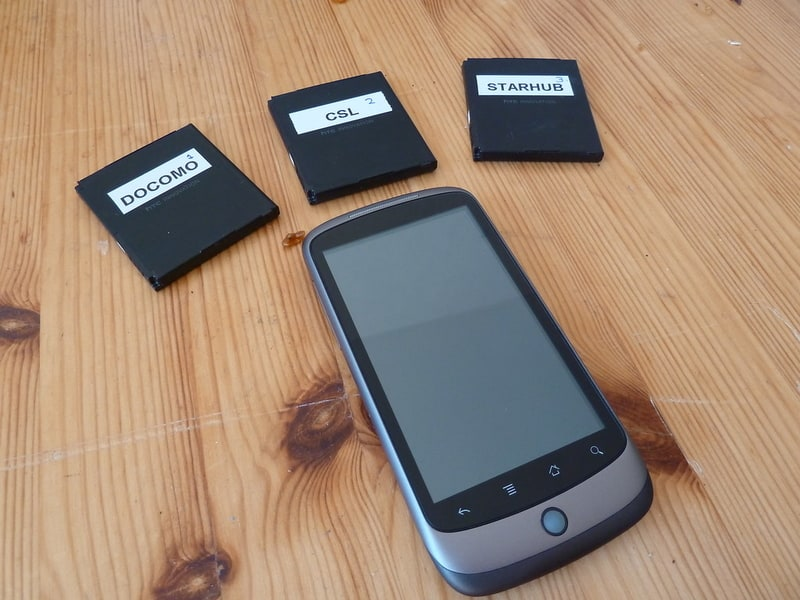 Android Phone Battery