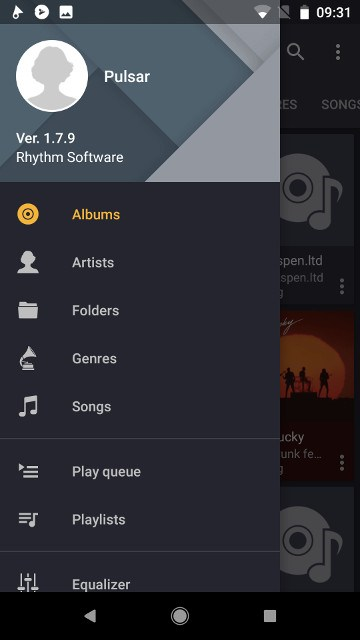 music-android-pulsar