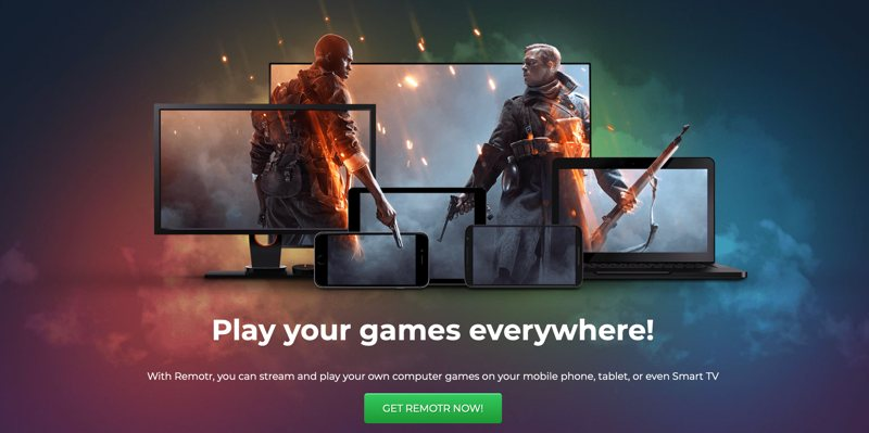 Play Pc Games Android Remotr